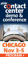 ICMI Contact Center Demo and Conference